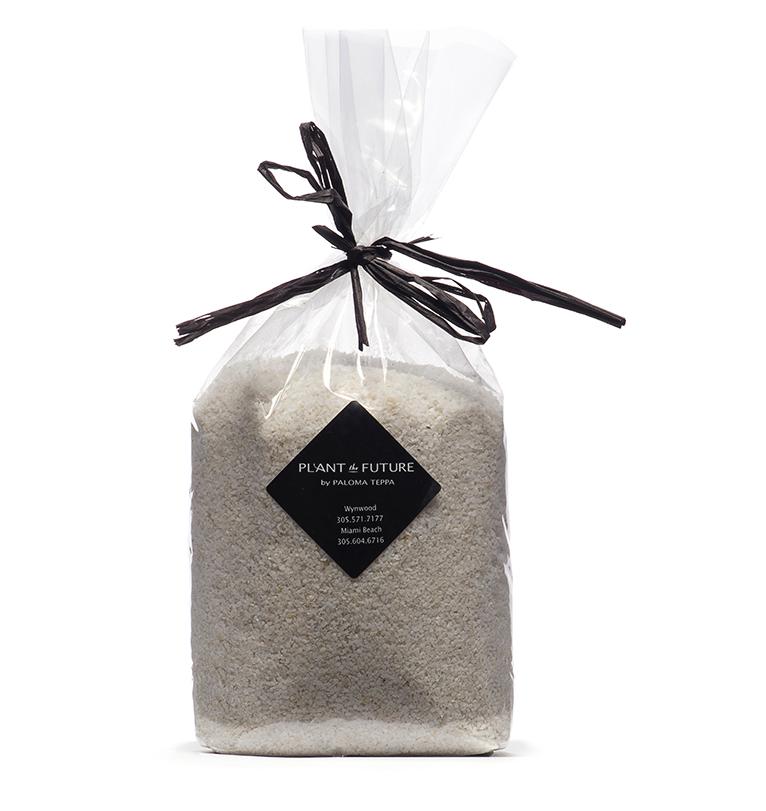 Gravel Bag White Large 2.5 lb