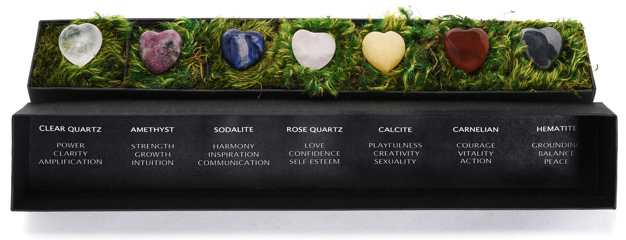 Magic Box Black - Heart Chakra