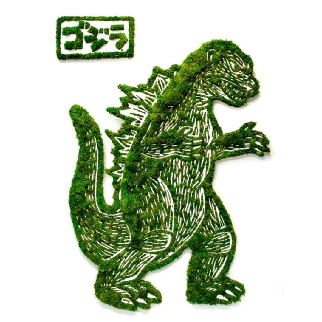 Godzilla (2018) - Brian Reedy + Plant the Future Collaboration