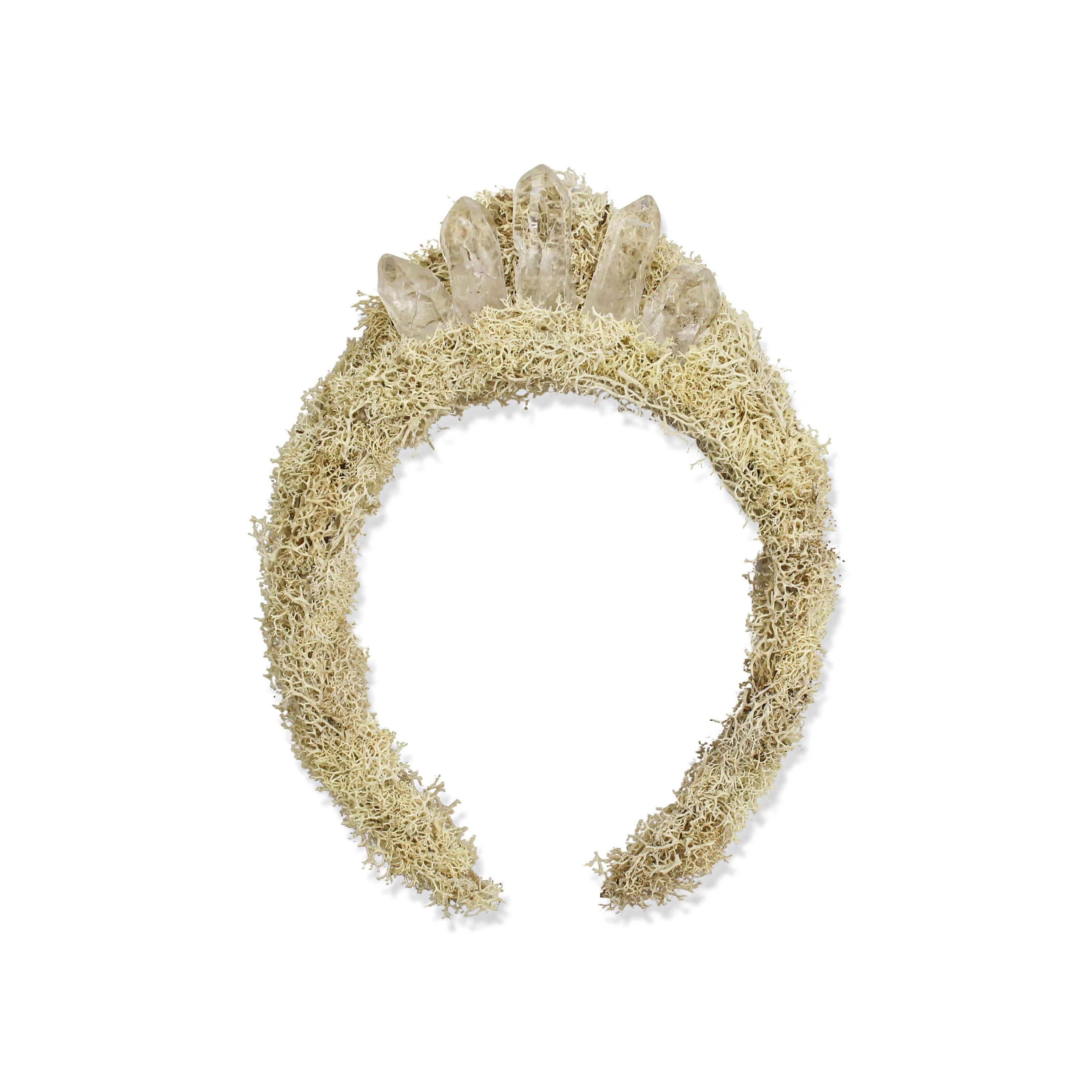 Guardian Crown (White)