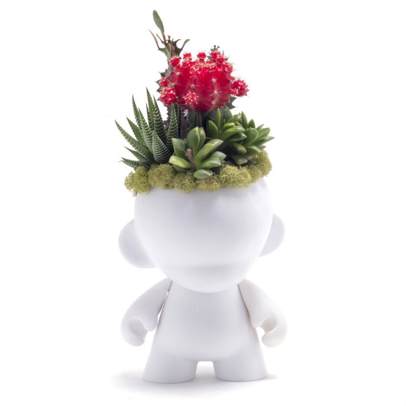 "Munny Small Garden (7"" H x 5"" W)"
