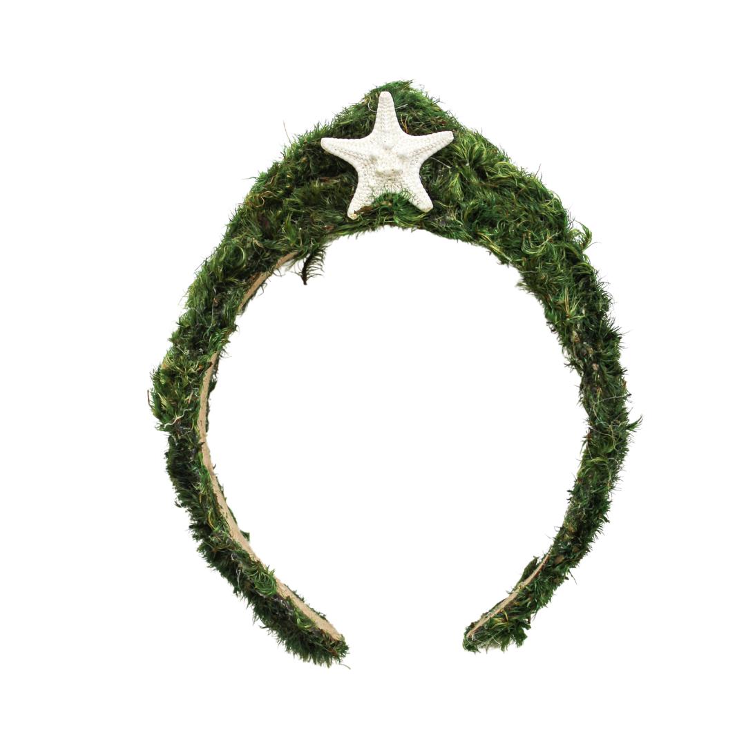 Yemaya Crown (Green)