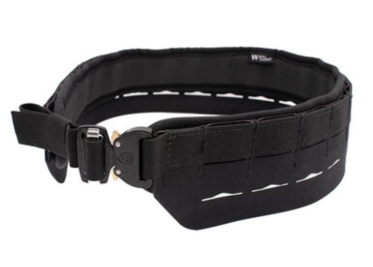 Minimalist MOLLE Belt Black