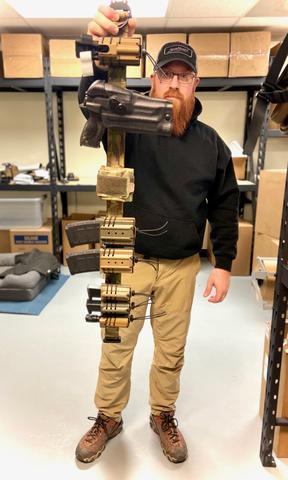 urban assault belt kit