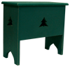 Shown in Old Green with optional Small Tree cutout