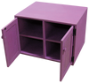 Shown in Old Plum (with optional doors)