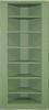 Single corner unit shown in Old Sage