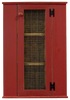 Shown in Old Red with Screen Door