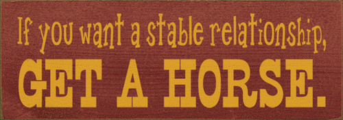 Shown in Old Burgundy with Mustard lettering