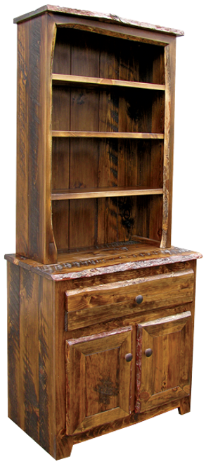Shown with RTH28 Top Hutch (sold separately)