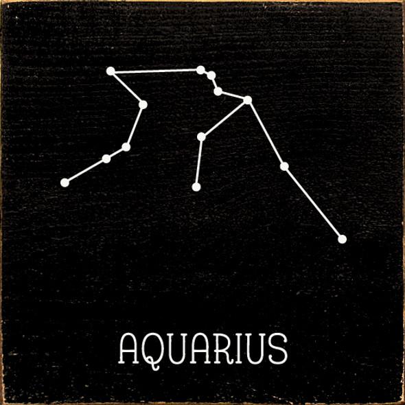 Constellation - Aquarius