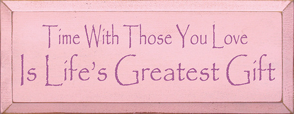 Shown in Old Baby Pink with Plum lettering