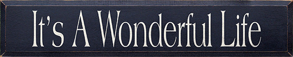 It's A Wonderful Life  (7x36)