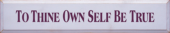 Shown in Old Lavender with Elderberry lettering