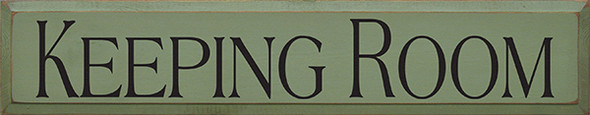 Shown in Old Sage with Black lettering