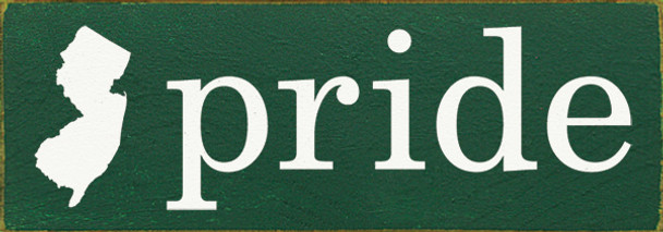 Shown in Old Green with Cottage White lettering