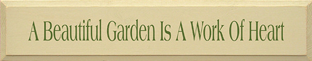Shown in Old Cream with Moss lettering