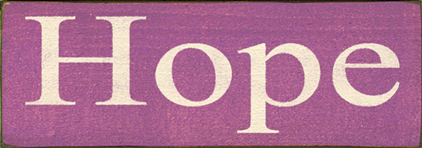 Shown in Old Plum with Cream lettering