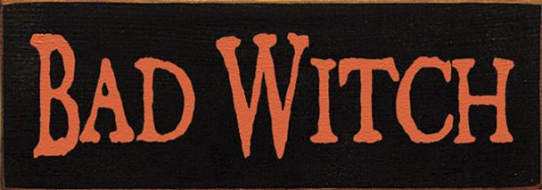 Shown in Old Black with Burnt Orange lettering