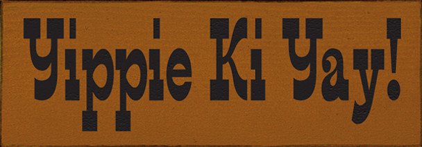 Shown in Old Caramel with Black lettering