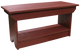 Wholesale Coffee Table/Bench | Solid Pine Bench Wholesale | In Old Burgundy