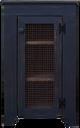 Shown in Old Blue with screen door