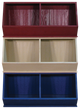 Shown in Old Red, Old Cottage White, and Old Royal (each sold individually)
