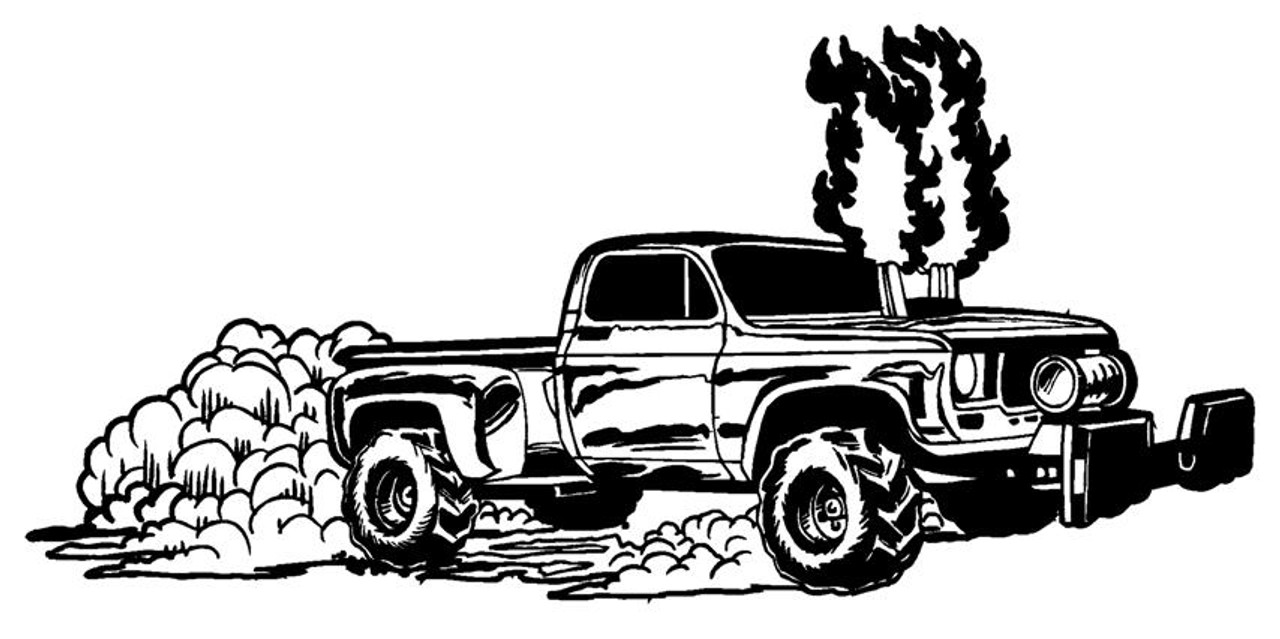 Geauga Fair Truck and Tractor Pulls on Labor Day Weekend