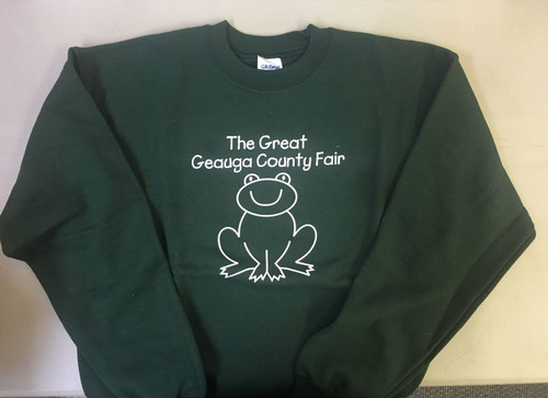 Youth Sweatshirt in Green
