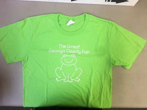 green geauga fair shirt youth