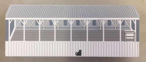 Cat's Meow Small Grandstand at The Great Geauga County Fair