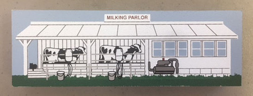 Cat's Meow Milking Parlor at The Great Geauga County Fair