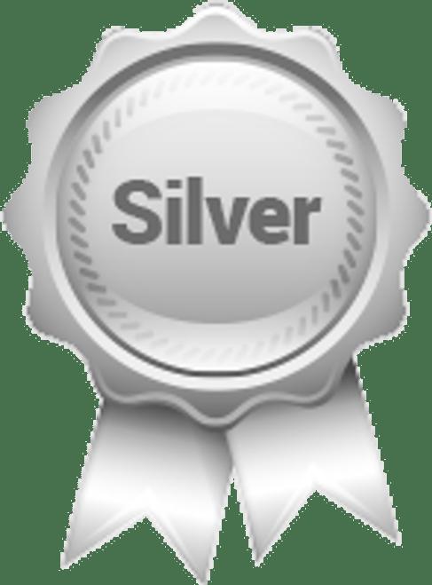 Silver Sponsorship Level $1,0000