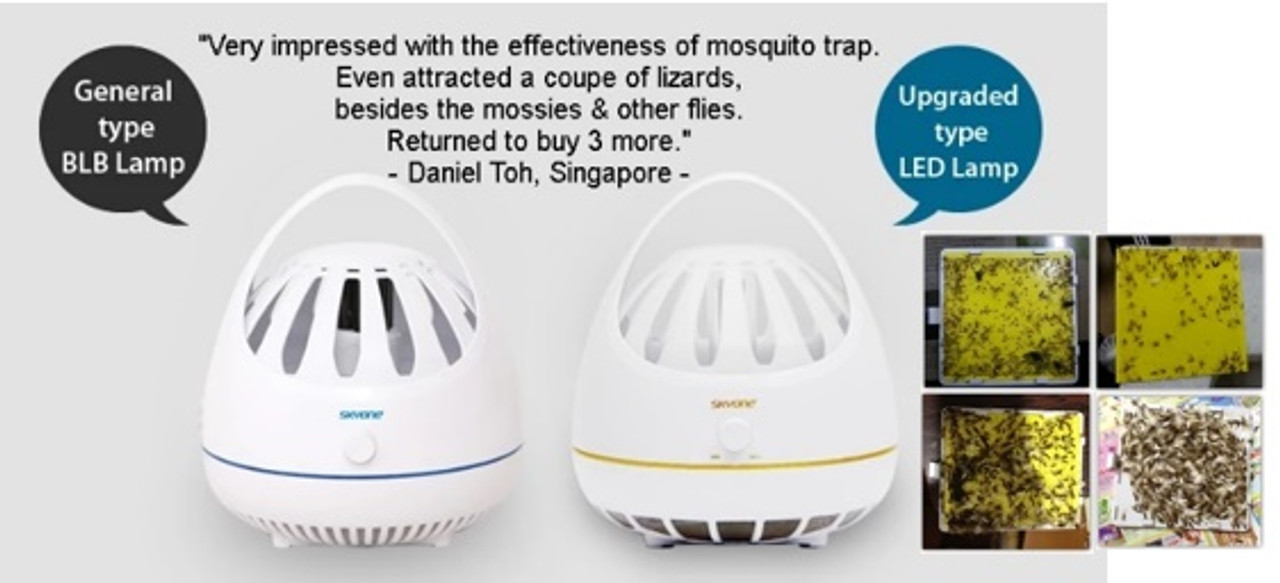 Best selling mosquito trap