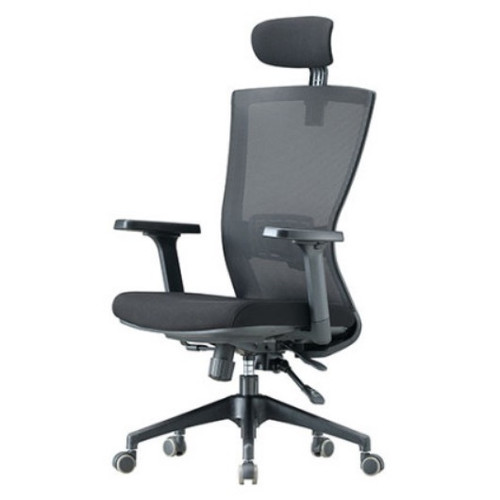 KLIIG LUXLUMBAR OFFICE CHAIR (If you want a fully featured mesh chair with great lumbar support, sliding seat pan, adjustable arms and lockable tilt, this is your chair!)