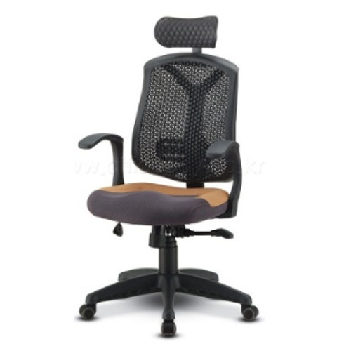 HIVE CHAIR (Adjustable lumbar support. Injection molded backrest keeps your body cool.) MADE IN KOREA