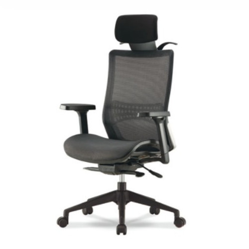 KLIIG SYNCHRO LUX LUMBAR FULL MESH OFFICE CHAIR (Most comfortable and coolest full mesh chair with excellent lumbar support. Fully featured including adjustable lumbar support & sliding seat pan etc.)