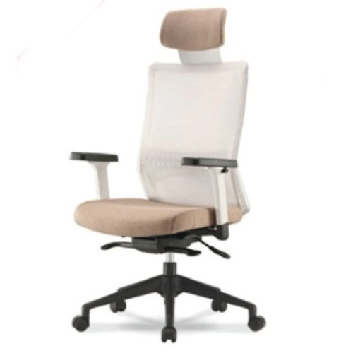 KLIIG SYNCHRO LUX LUMBAR OFFICE CHAIR (Fully featured mesh chair with great lumbar support, sliding seat pan, adjustable arms and lockable tilt) MADE IN KOREA.