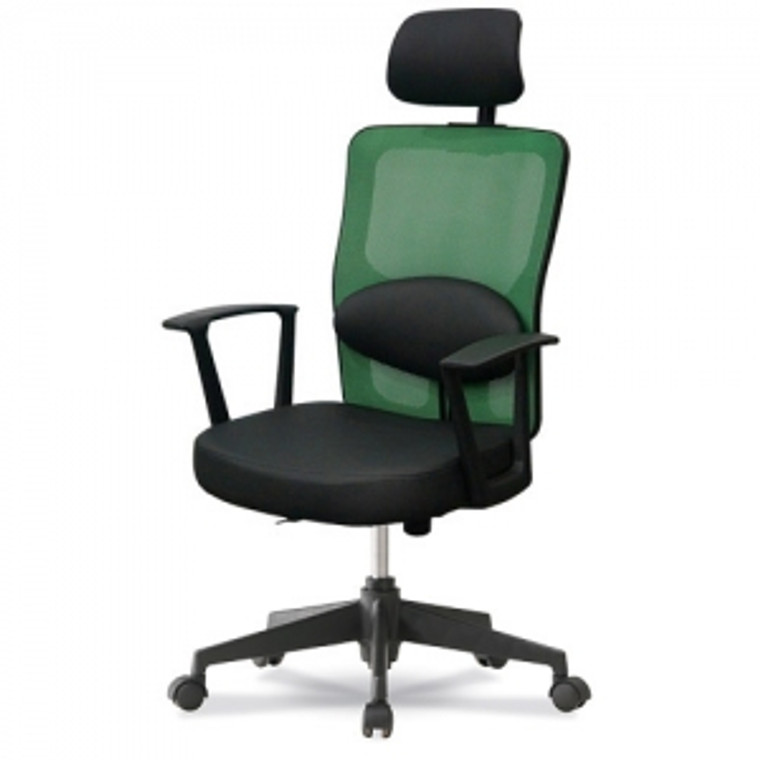 KLIIG HIVE (If you like to sit straight with a large lumbar support with no rocking or tilting.) MADE IN KOREA.