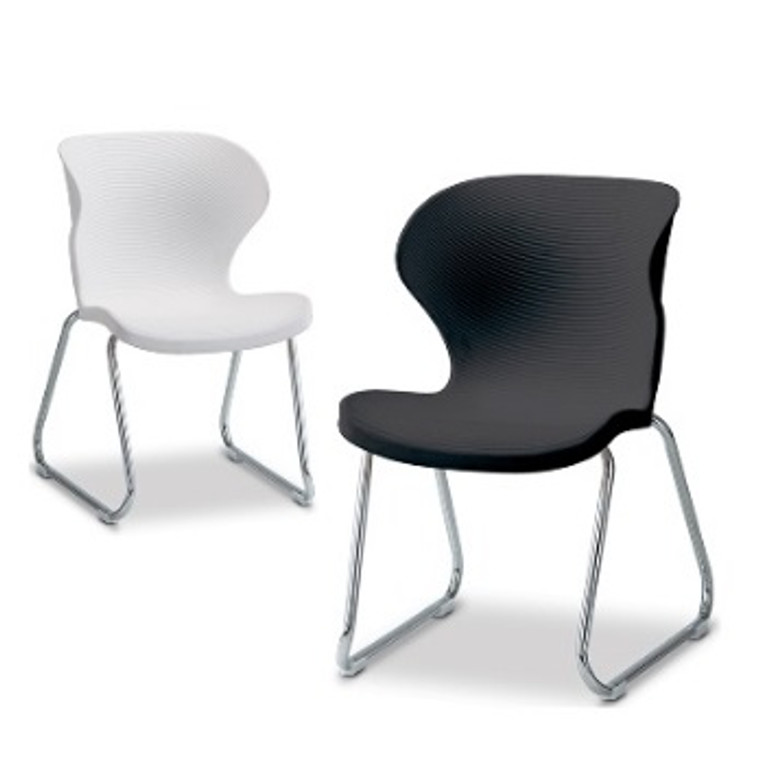 HULA MULTI CHAIR (Soft curve in back and seat. Very comfortable.)