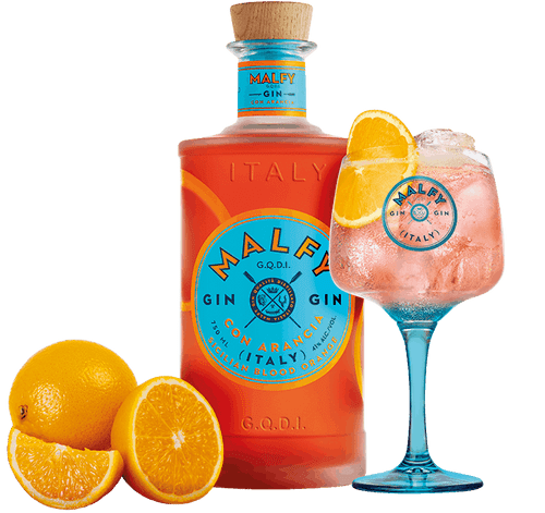 Malfy Blood Orange Gin 700ml