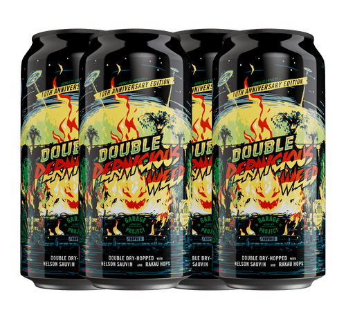 Garage Project Double Pernicious Weed 440ml