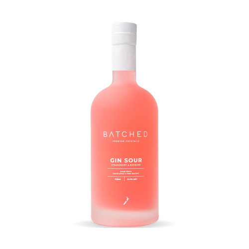 Batched Gin Sour 725ml