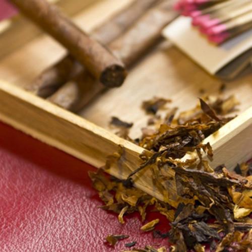 Suede & Tobacco