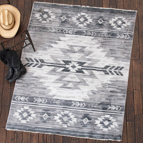 Desert Dusk Slate Rug Collection