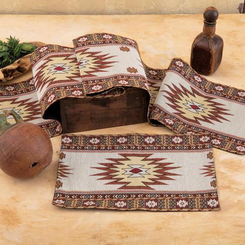 Southwest Mesa Table Linens