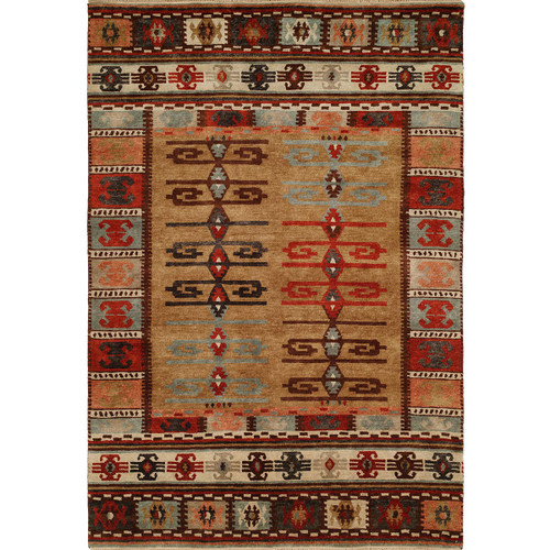 Desert Tiles Rug Collection