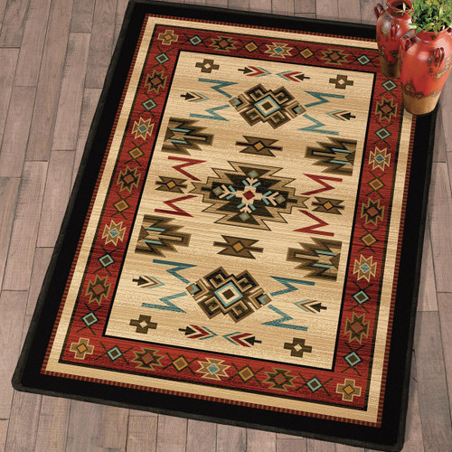 Fiery Gorge Canyon Rug Collection
