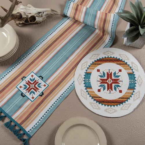 Southwest Sunrise Table Linens