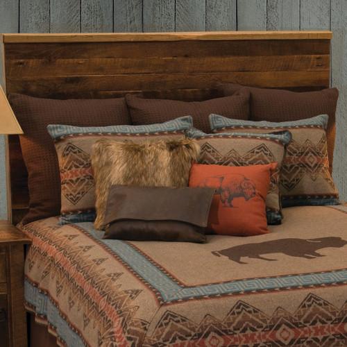 Bison Ridge I Pillows & Shams